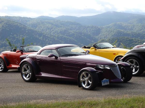 Plymouth And Chrysler Prowler